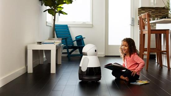 合抱木家居資訊-聽話會干活還能聊天 智能家居機器人