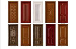 """合抱木装修学堂-""""4看法""""选购木门,质量杠杠的"""