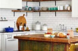 合抱木装修学堂-六款厨房装修设计方案 让您爱上做饭