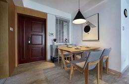 合抱木家居資訊-【裝修公司】85平米現代簡約風格兩房一廳裝修