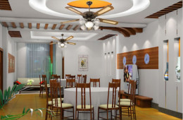 合抱木装修学堂-广州装修公司为您解析,吊扇灯选购技巧和安装要点