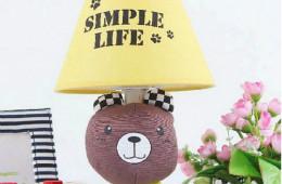 合抱木裝修學堂-兒童臺燈選購要點 保護視力從小做起