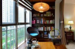 合抱木装修学堂-小户型阳台有什么装修建议?