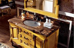 合抱木装修学堂-整体浴柜如何防?#20445;?#25972;体浴柜保养攻略