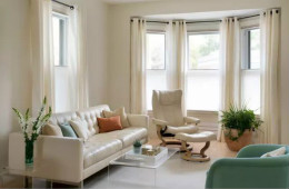 合抱木裝修學堂-窗簾的安裝方式有哪兩種,分別有什麽特點?