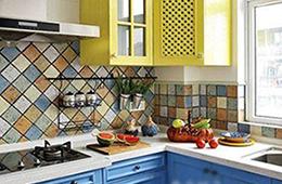 合抱木装修学堂-春天让色彩进驻厨房,唤醒沉睡一冬的料理心情!