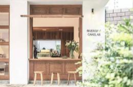 合抱木工装常识-白色元素搭配原木风格,打造温馨面包店!