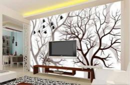 合抱木装修学堂-电视背景墙在装修施工过程中有哪些注意事项?