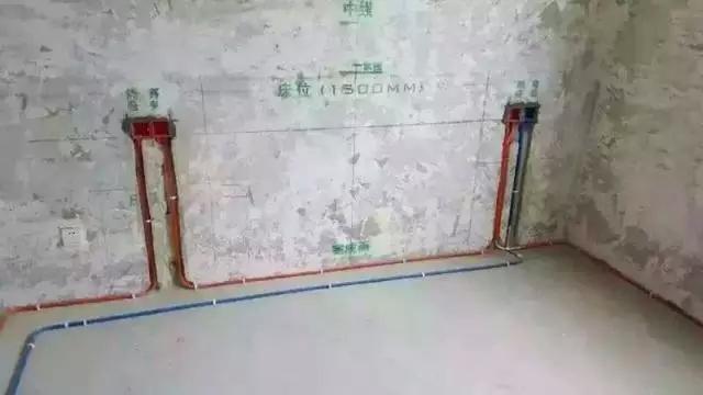 合抱木装修学堂-记住!电路改造要是没画线就施工,立即要求停工!