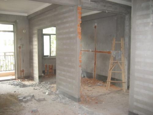 合抱木装修学堂-二手房结构拆改注意事项,不可忽略的5大地方