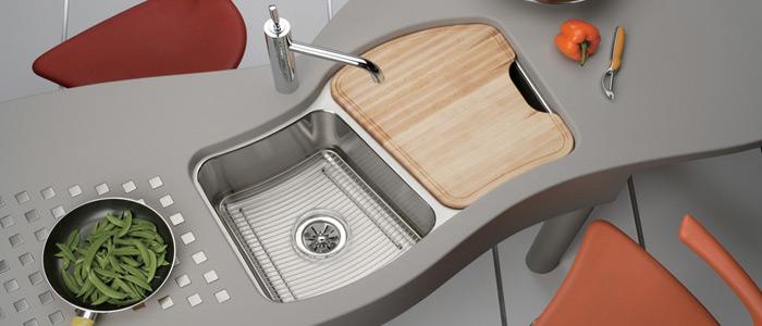 合抱木家居资讯-如何选购优质不锈钢水槽
