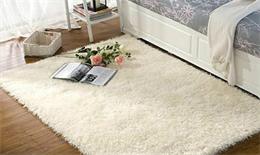 合抱木家居资讯-多彩地毯,家居软装搭配新势力