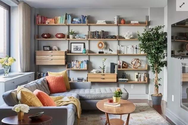 合抱木家居资讯-让客厅更宜居的七个必须品