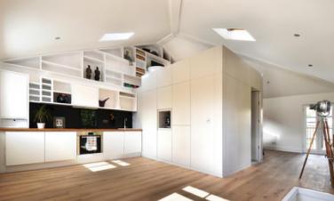 合抱木家居资讯-南沙装修:7种巧妙的空间设计,让家不再拥挤